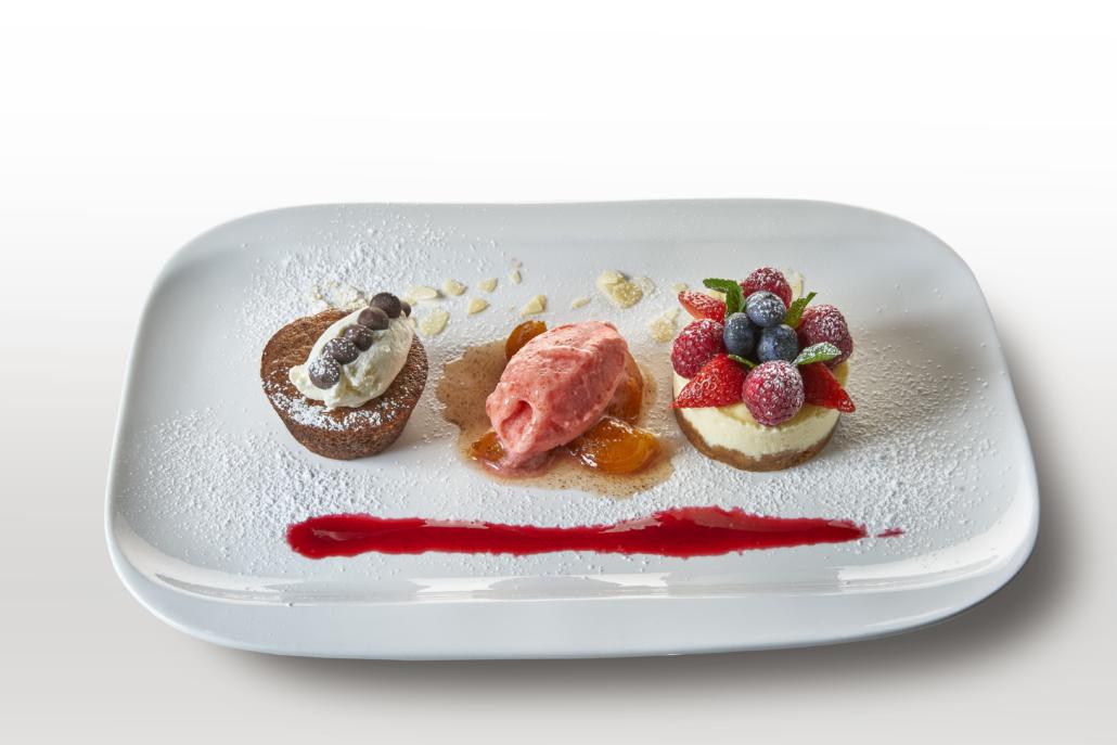 Desserteller Maria Eck