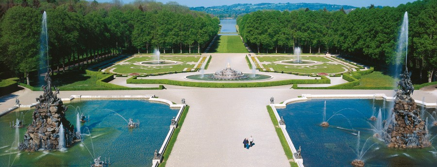 Schlosspark Herrenchiemsee